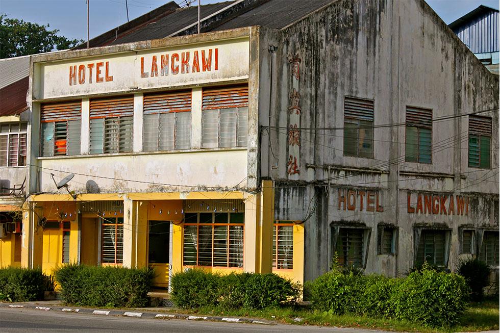 Hotel lang