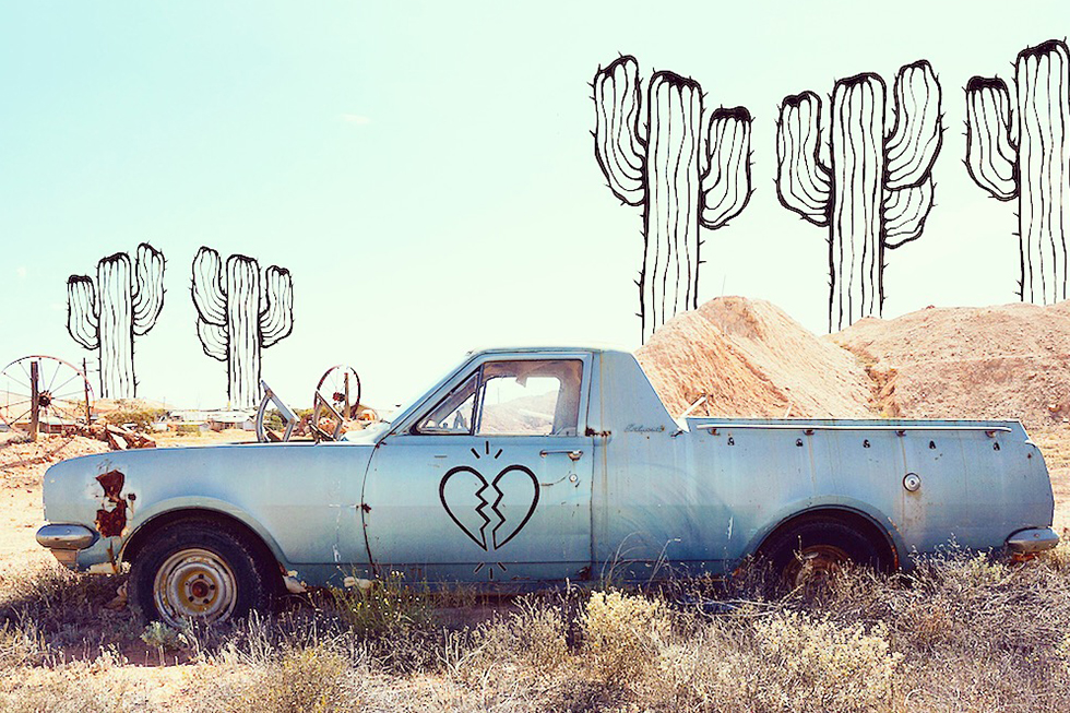 Car Cactus