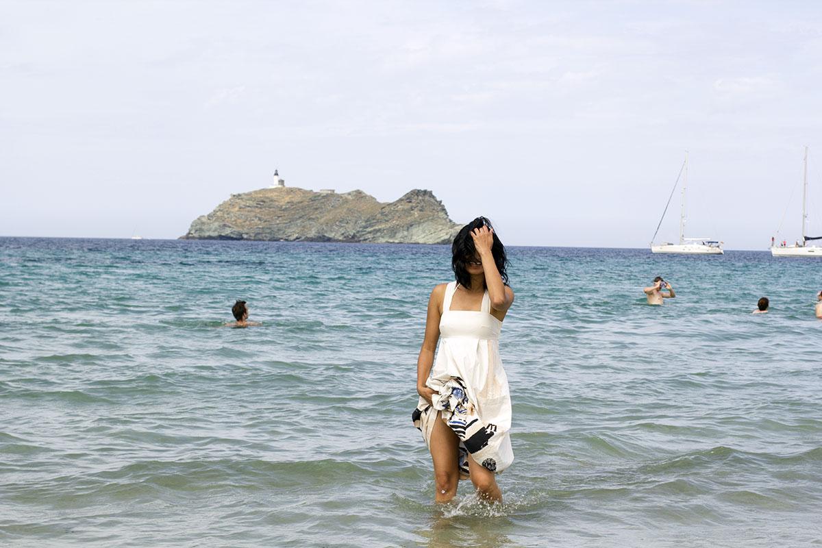 Corsica - Barcaggio Beach 2