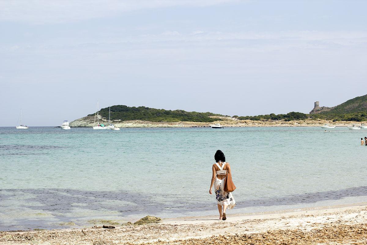 Corsica - Barcaggio Beach